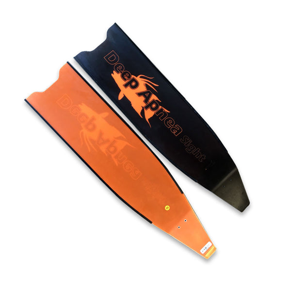 Deep Apnea Fiber Glass Hogfish Edition Fins