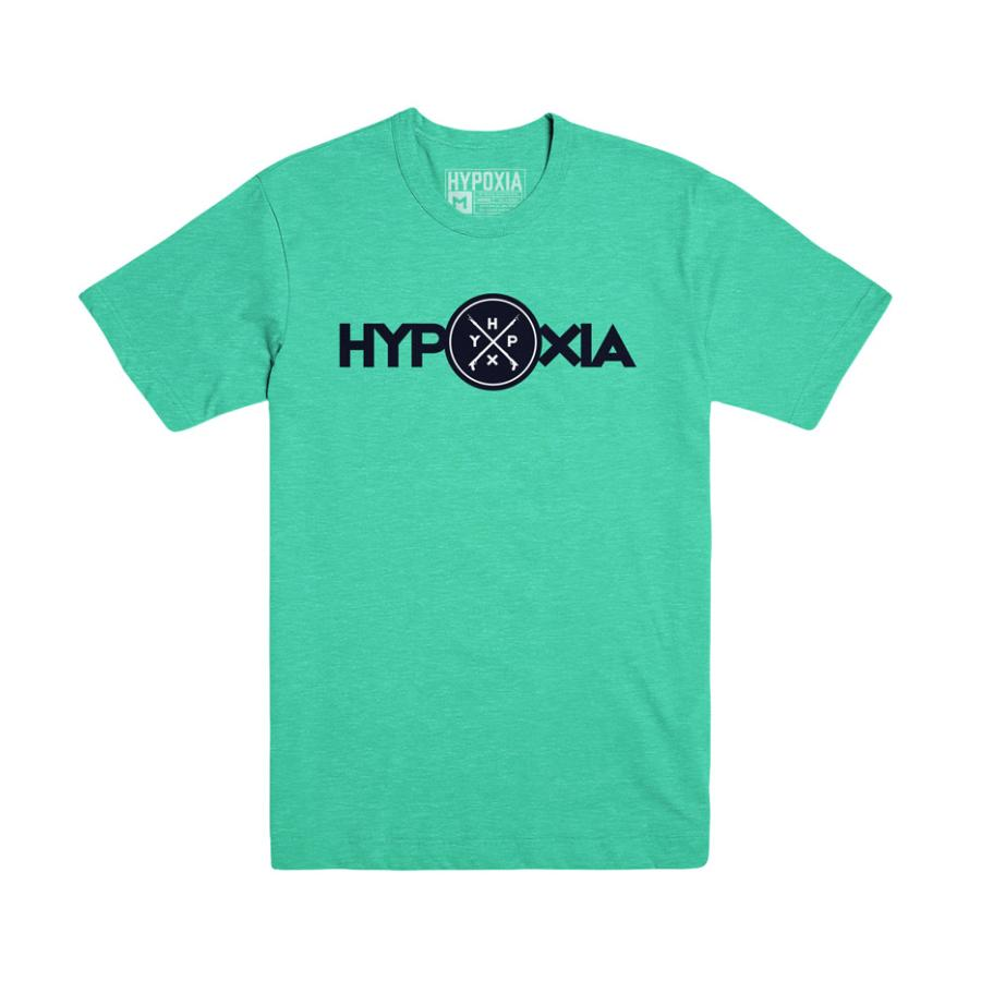 Hypoxia HYPOXIA ICONOGRAPHY T-SHIRT