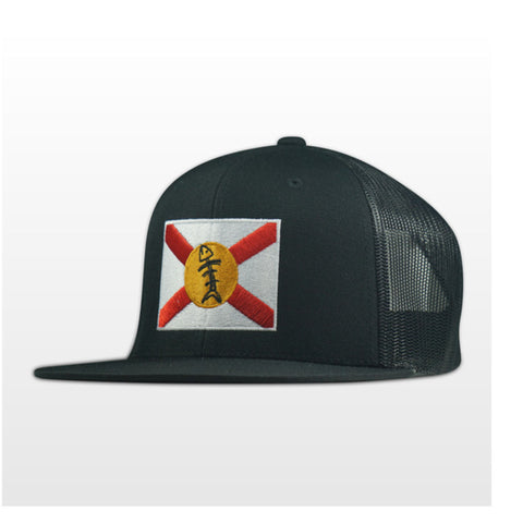 Speared Florida Flag Premium Hat