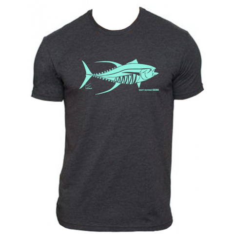 Reef Runner Ascension Tuna Tee