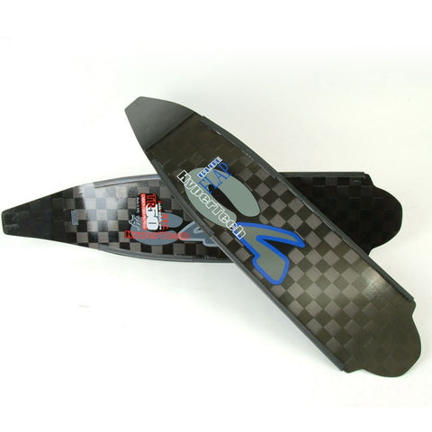 C4 Blue Flap HT Fins (Blades Only)