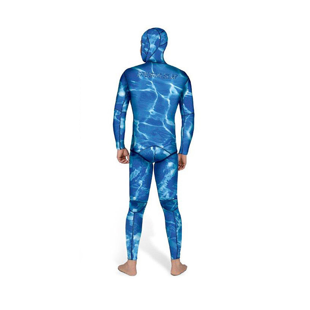 Sporasub Blue Deep 2mm Wetsuit - Back
