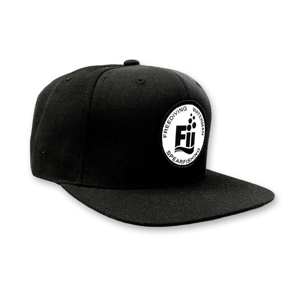 F.I.I. Round Patch Hat-Flat bill
