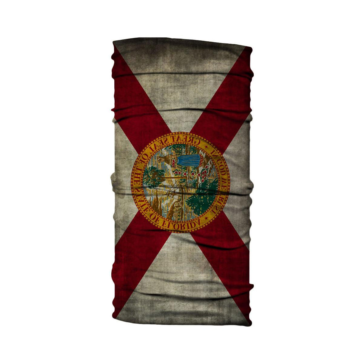 Florida State Neck Gaiter - Back
