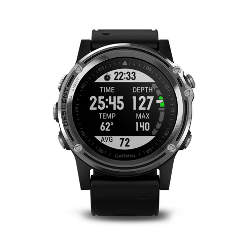 Garmin MK1 with black band