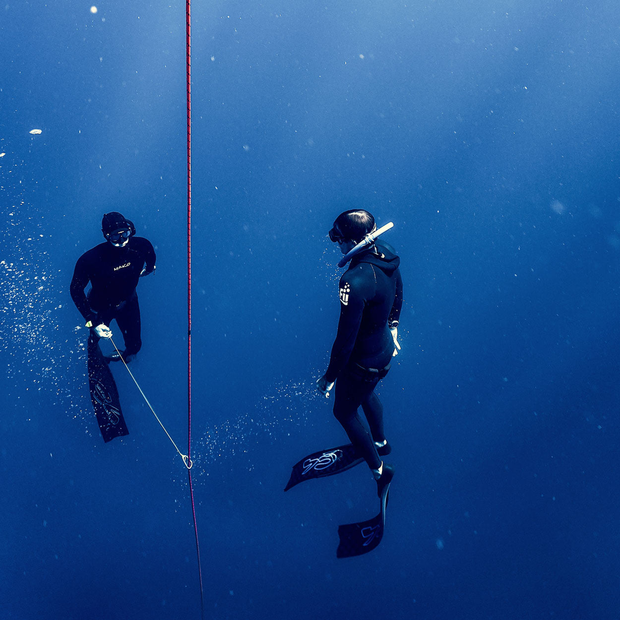 L3 Freediver with lanyard