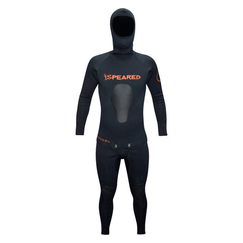 Speared Novo Black Wetsuit