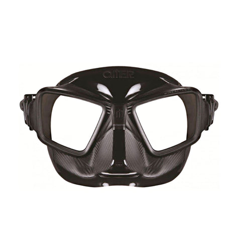 Omer Zero 3 Mask Black