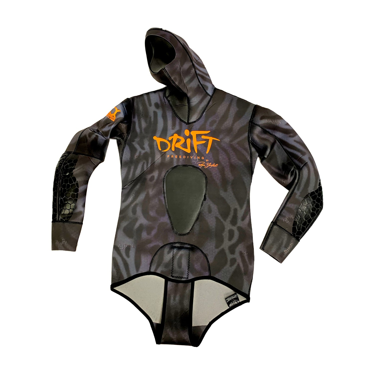 "Drift ""Sand Tiger"" Wetsuit Jacket - Front view"