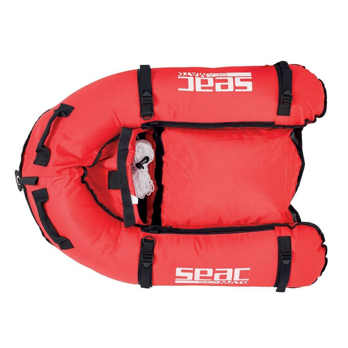 Seac SeaMate inflatable Board - Top view