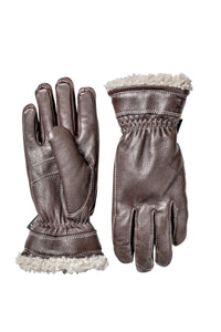 Hestra Deerskin Primaloft Leather Gloves