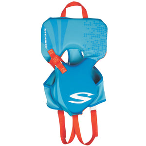 Stearns Blue Infant Hydroprene Life Vest for Babies up to 30 lbs