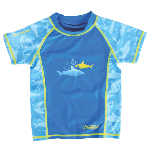 Stearns Child Swim Shirt Medium Blue