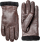 Hestra Deerskin Primaloft Rib Leather Gloves