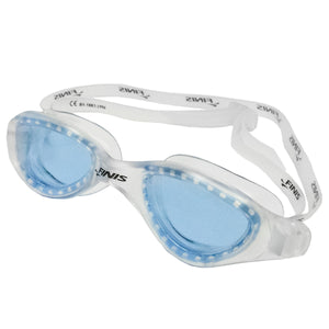 Finis Energy Classic Fit Swim Goggles Clear/Blue