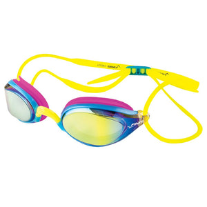 Finis Circuit Classic Fit Swim Goggles Clear Mirror