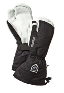 Hestra Army Leather Heli 3-Finger Ski Gloves