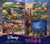 Ceaco Thomas Kinkade Disney Mickey Minnie Beauty Alice - 4 in 1 Multipack