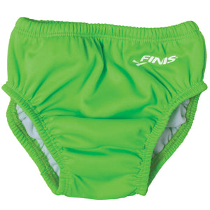 Finis Swim Diaper Solid Lime Green