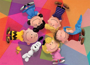 Ceaco Peanuts Circle of Friends 100 Piece Jigsaw Puzzle
