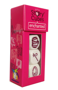 Gamewright Rory's Story Cubes Mix - Enchanted