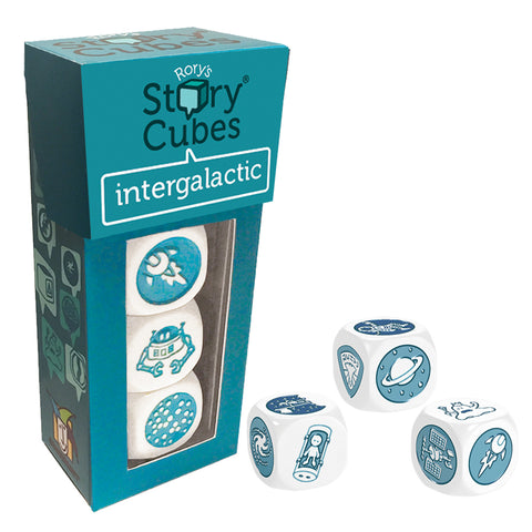 Gamewright Rory's Story Cubes Mix - Intergalactic