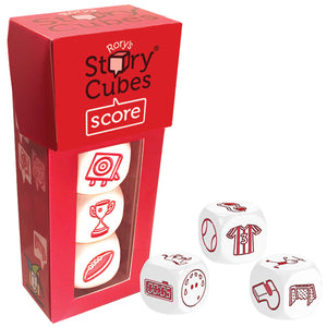 Gamewright Rory's Story Cubes Mix - Score