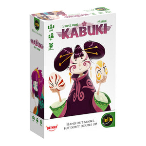 Kabuki Mini Game by Iello