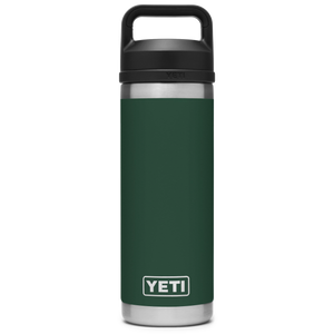YETI Rambler Bottle 18oz w/Chug Cap