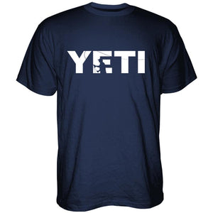YETI Double Haul Casting Short Sleeved T-Shirt