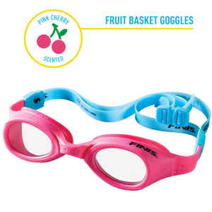 Finis Swim Goggles Fruit Basket Cherry