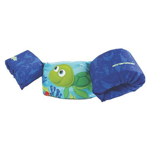 Stearns 3D Turtle Deluxe Puddle Jumper - CGA Life Jacket