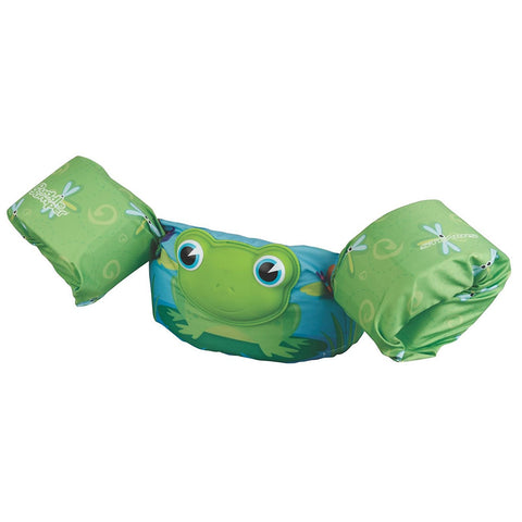 Stearns 3D Frog Bahamas Puddle Jumper Life Jacket