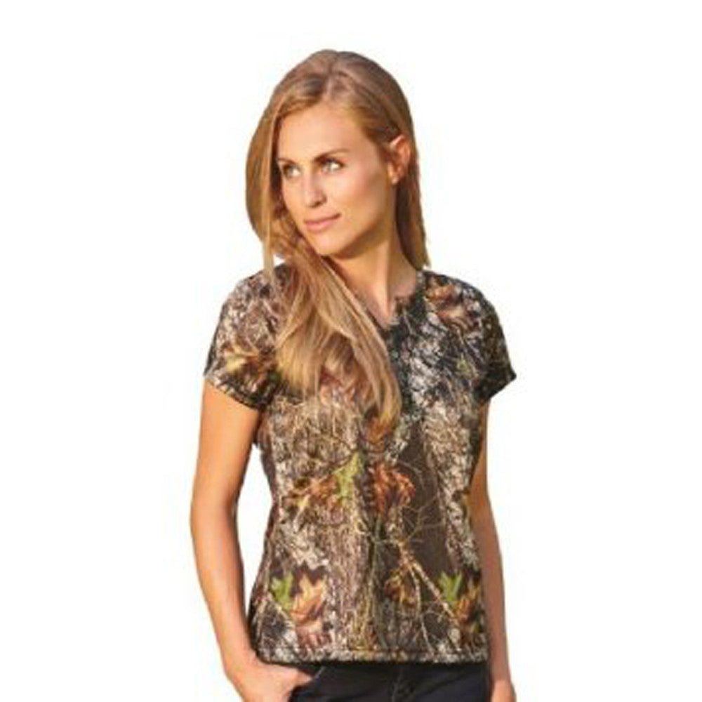 7dd39c4da30e3 Wilderness Dreams Mossy Oak Henley Lounge Shirt – All Weather Goods.com