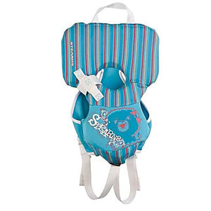 Stearns Blue Lion Infant Life Vest for Babies up to 30 lbs