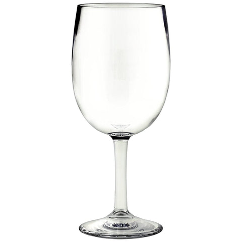 Strahl Polycarbonate 13oz Classic Wine Glass - Set of 4