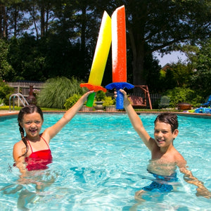 Swimways Noodle Knights Foam Pool Noodle Swords