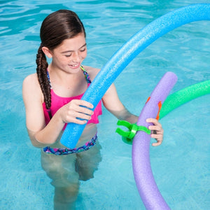 Swimways Noodle Lynx Accessory - Set of 12