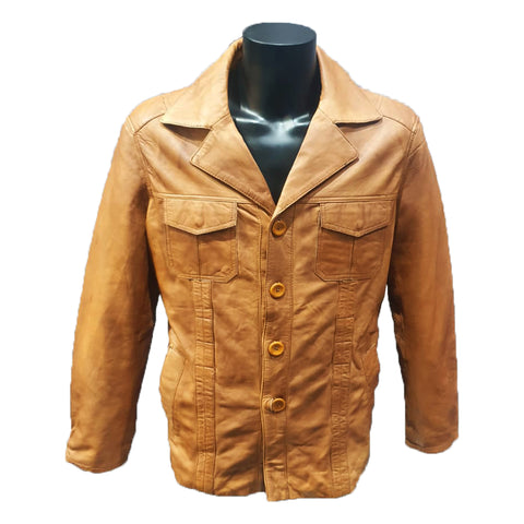 Tan Soft  Leather