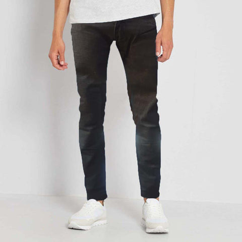 Black Denim Skinny Fit