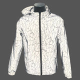 Reflective Light Weight Jacket