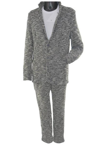 Grey Two Pc Suit 5761