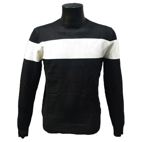 Black & White Knitwear