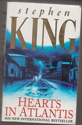 King, Stephen: Hearts in Atlantis. Hodder & Stoughton 2004 (t98)