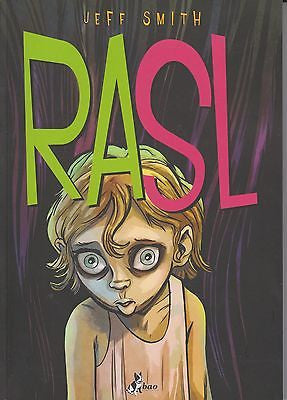 Jeff Smith: Rasl 3. Bao Publishing 2013 (g139)