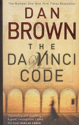 Brown, Dan: The Da Vinci Code. Corgi Publication 2004 (u1826)