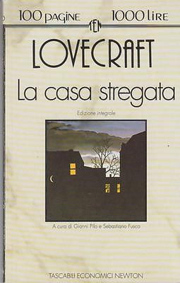 Lovecraft Howard P.: La casa stregata. Newton 1993 (r375) 9788879830973