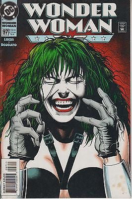 Loeds, Deodato: Wonder Woman n° 97. Dc Comics (g017)
