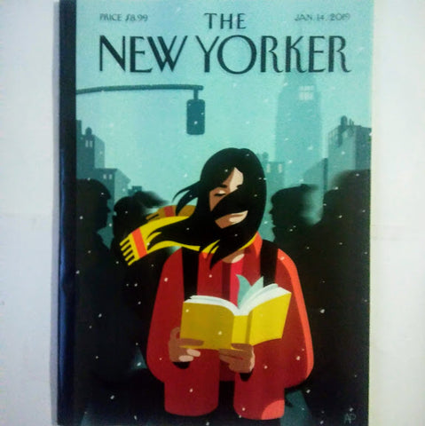 The New Yorker - Jan 14, 2019