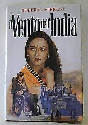 Roberta Forrest: Il vento dell'India. Cde 1989 [000588] Tit or [THE LUSHAI GIRL]